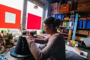 OAR 2014 Stanny Roodselaar, aan het werk[1]