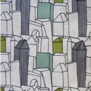 dessin-houses