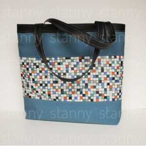 posh shopping bag