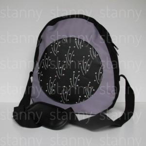 Posh backbag